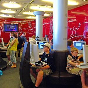 Интернет-кафе Кокуя