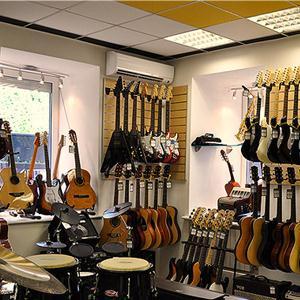 Музыкальные магазины Кокуя