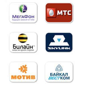 Операторы сотовой связи Кокуя
