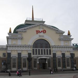 Железнодорожные вокзалы Кокуя